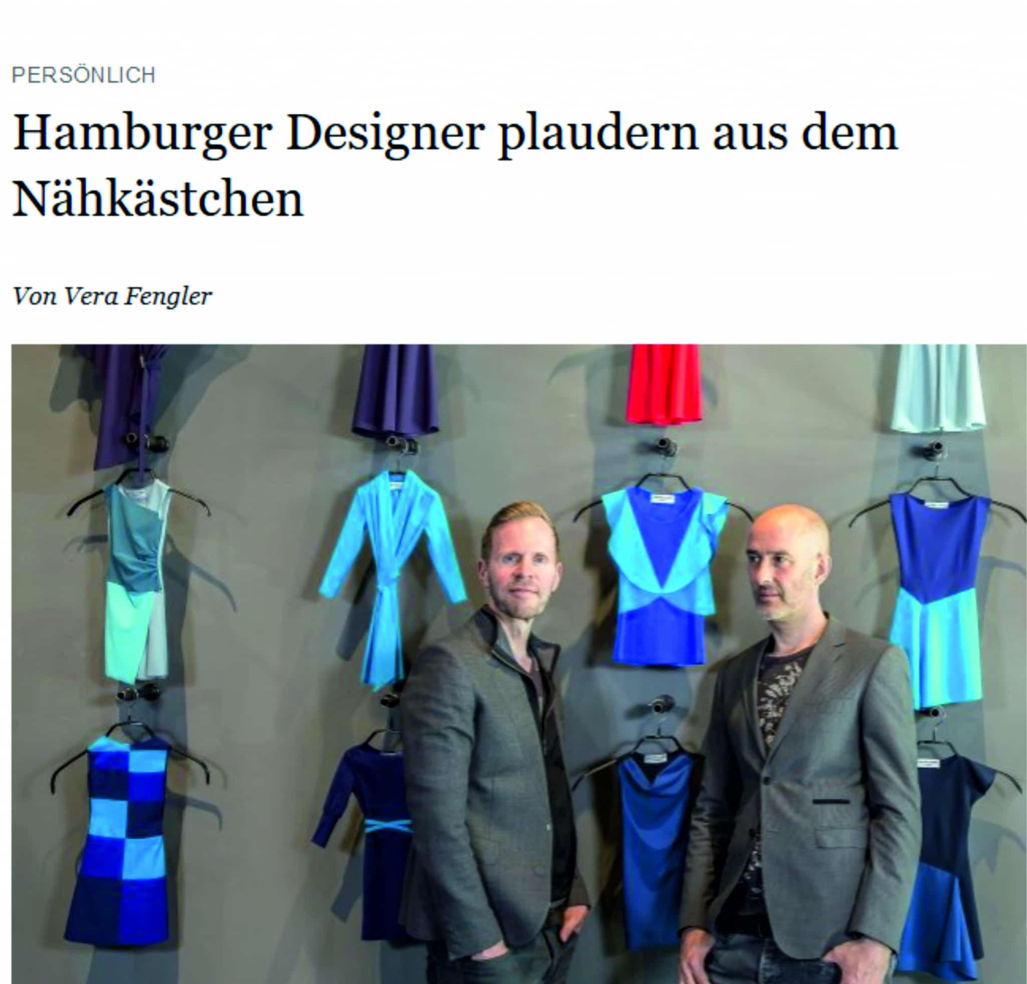 Hamburger Modedesigner