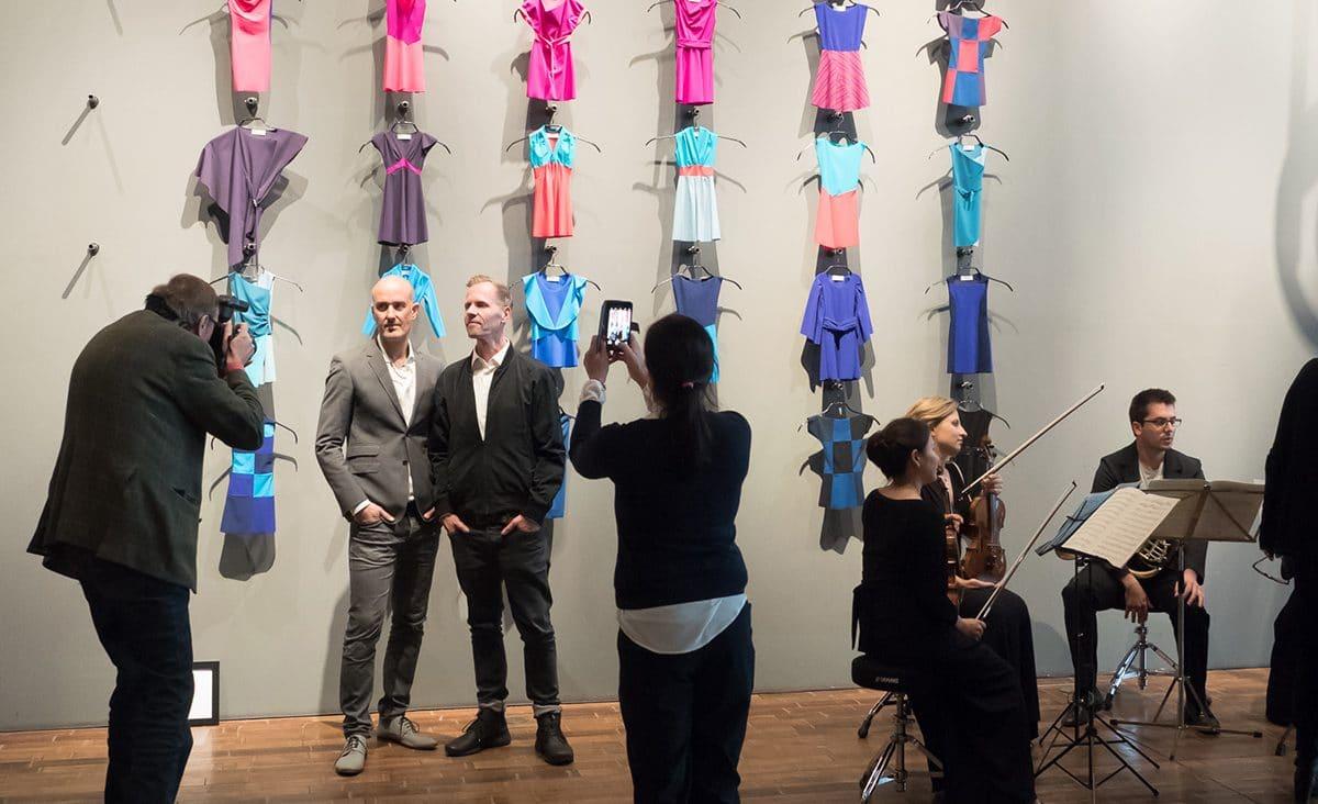 20 Jahre Harm Jopp - Modedesigner in Hamburg