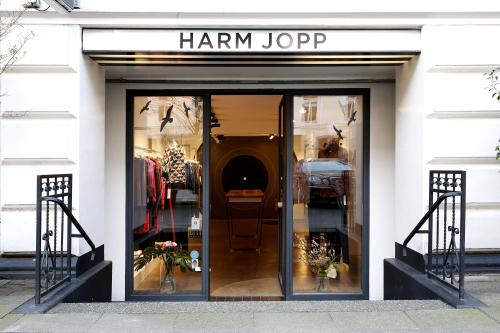 Harm Jopp Jerseys. Laden Hamburg