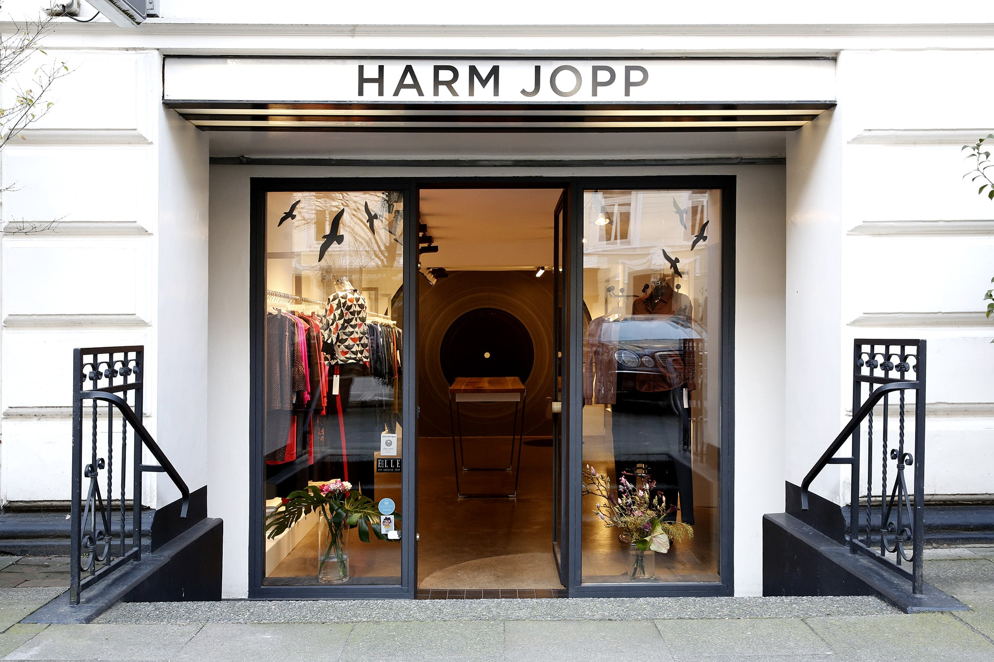 Harm Jopp Jerseys. Laden Hamburg