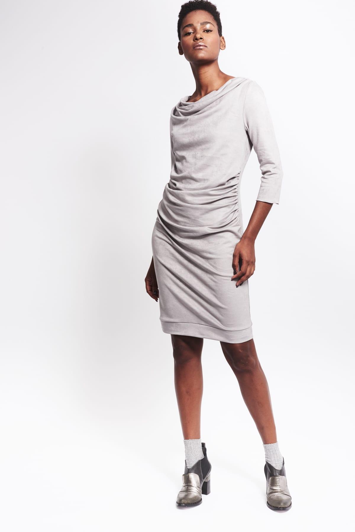 Kleid Fanny silber (1)