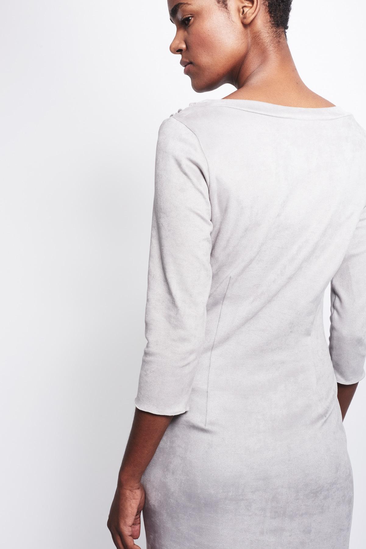 Kleid Fanny silber (5)