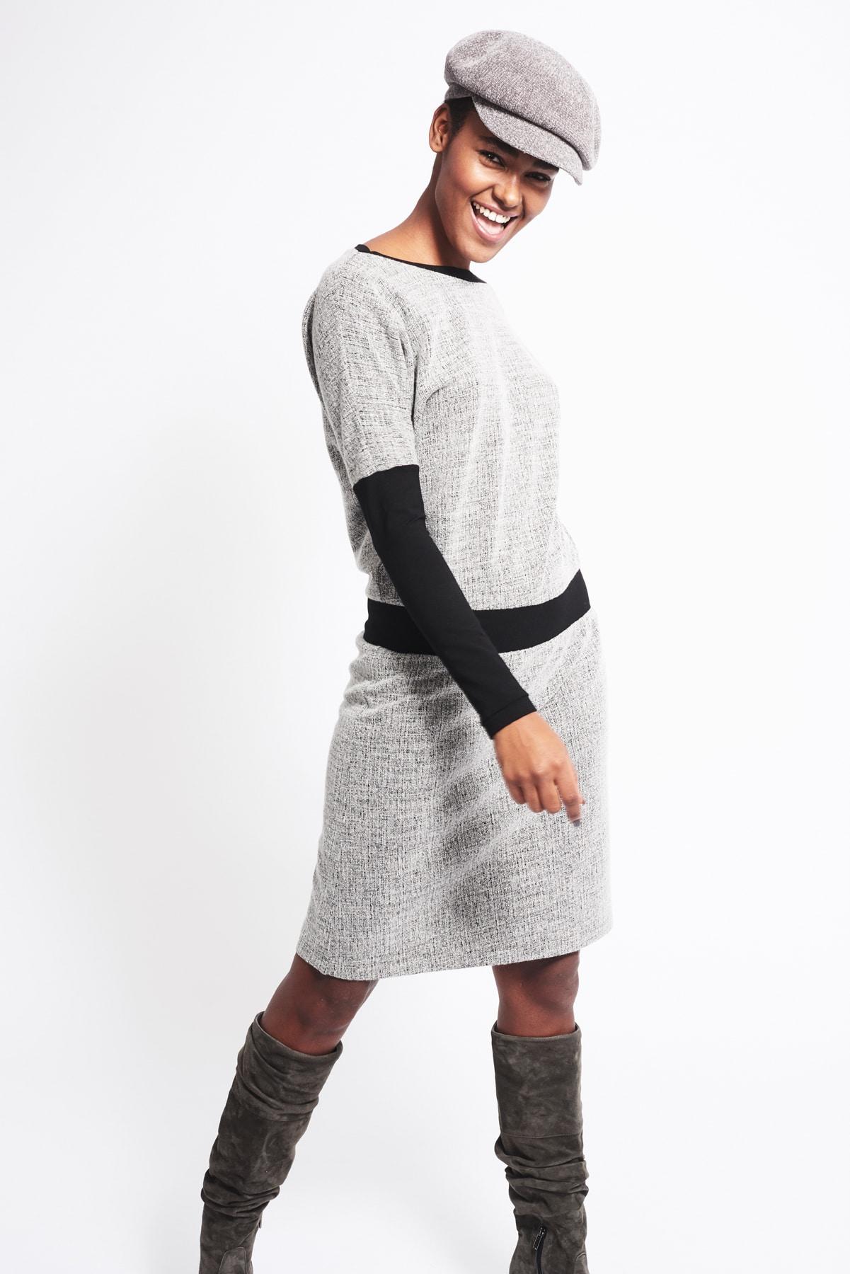 Kleid Rover meliert (2)