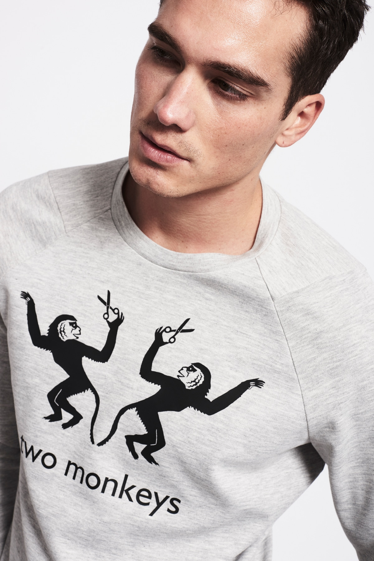 Männer Sweater monkeys (3)