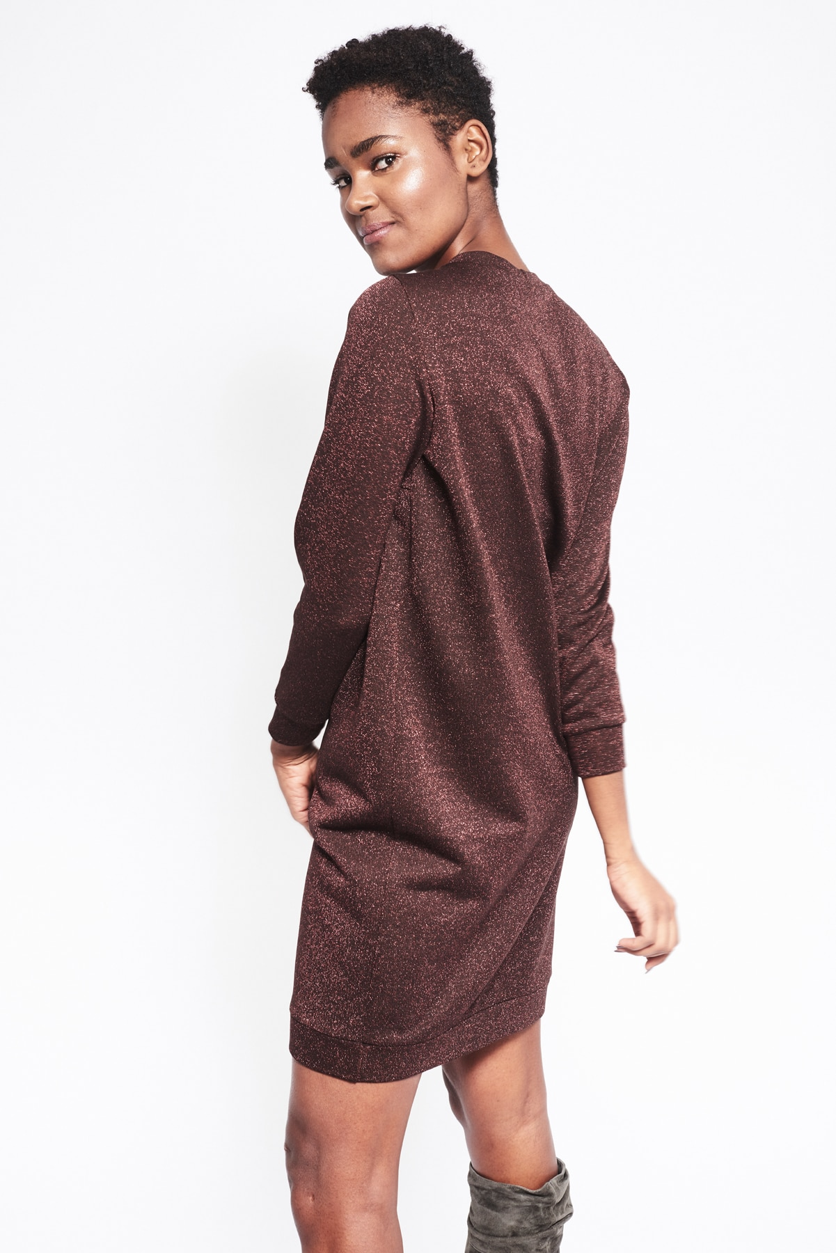 Kleid Sweater Louvre Glitzi (3)