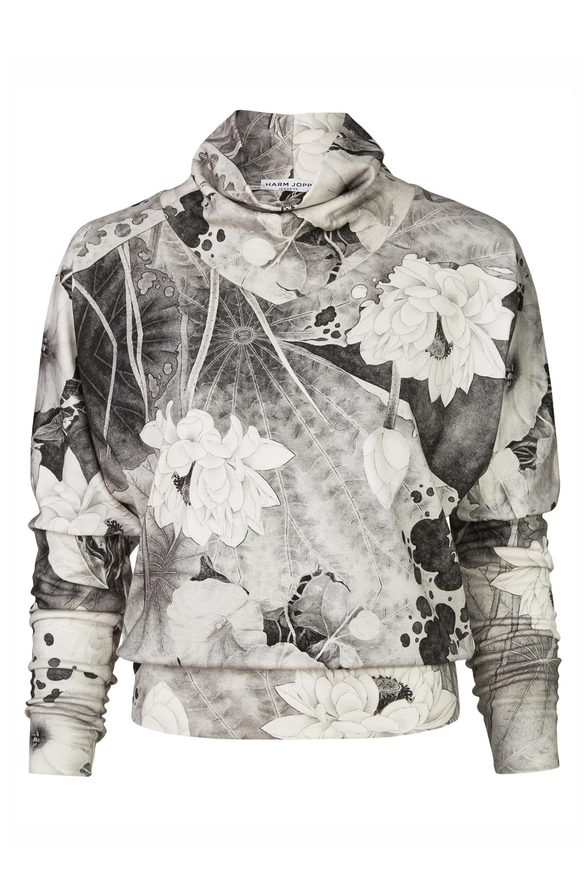 Pulli-Phyllis-Blume-Grau-Weiß_11