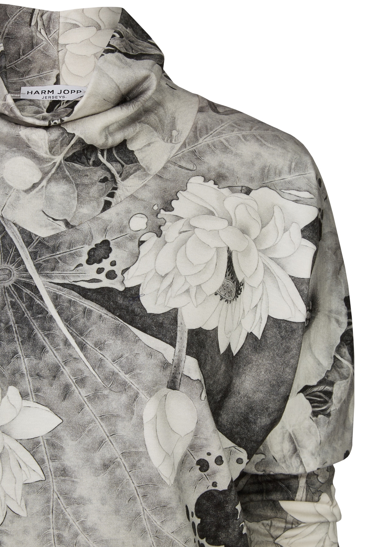 Pulli-Phyllis-Blume-Grau-Weiß_3