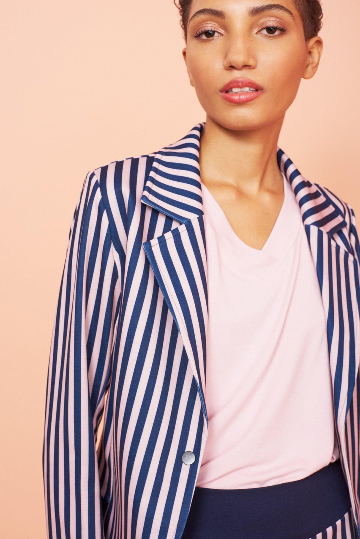 blazer Aada stripes