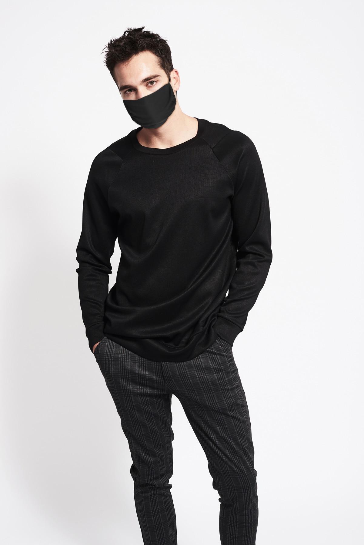 Männer Oversize Sweater (2)