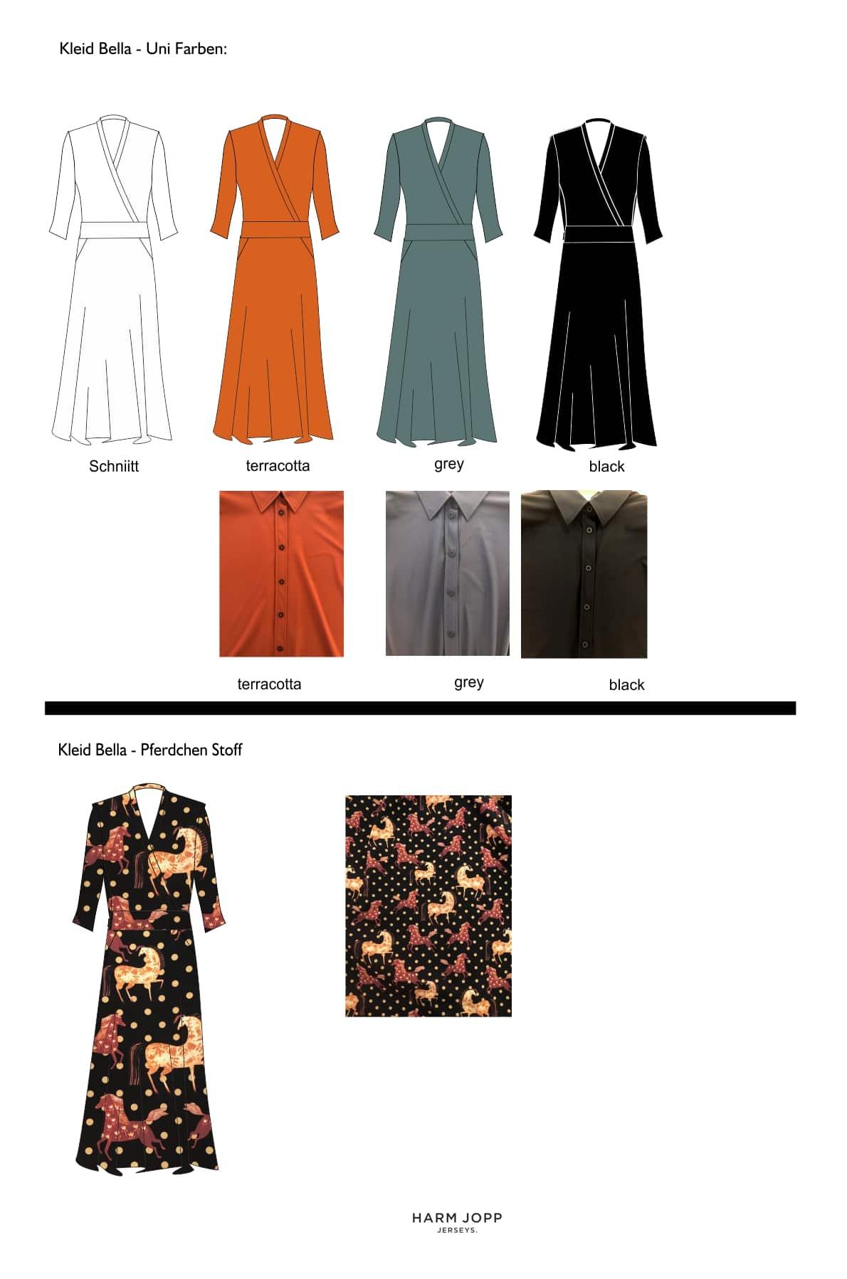 zeichung kleider online shop 1