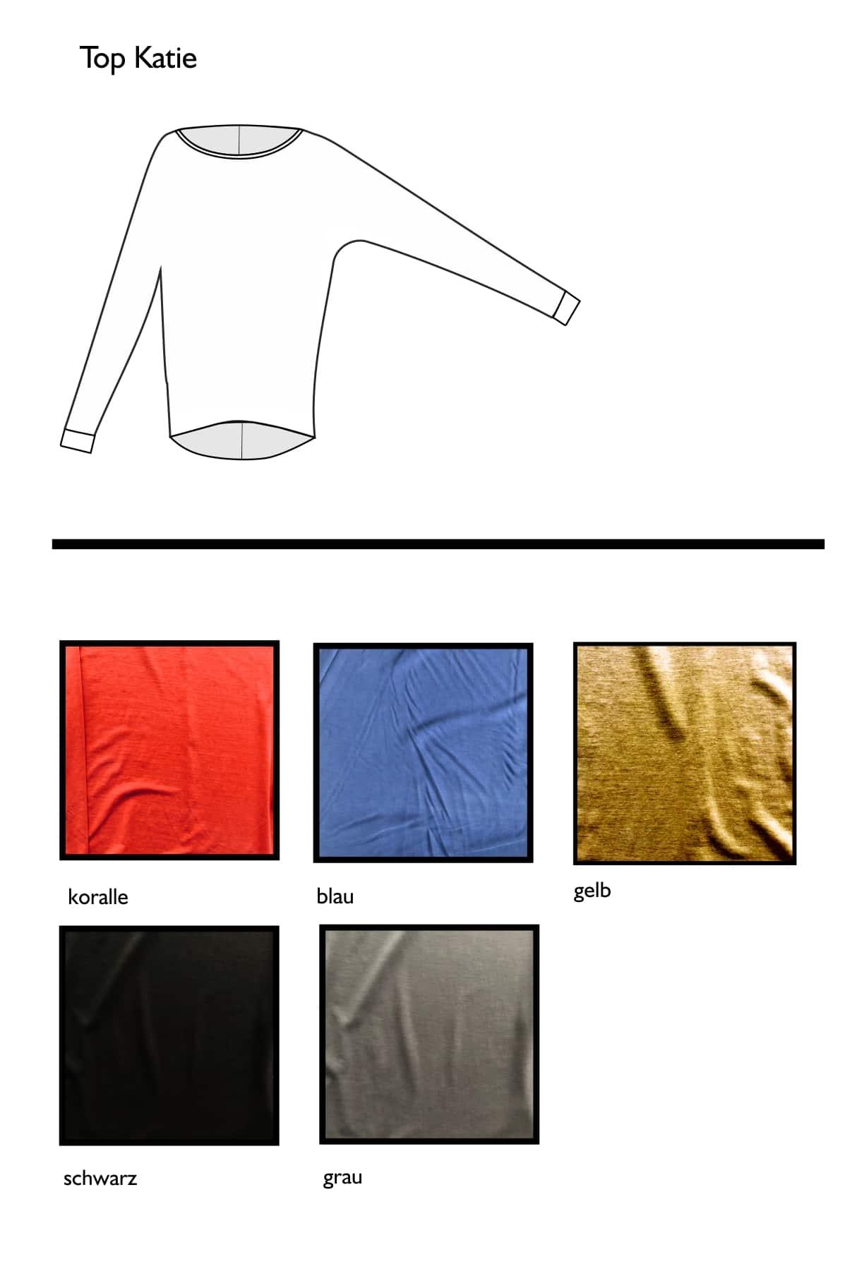 top katie modal farben