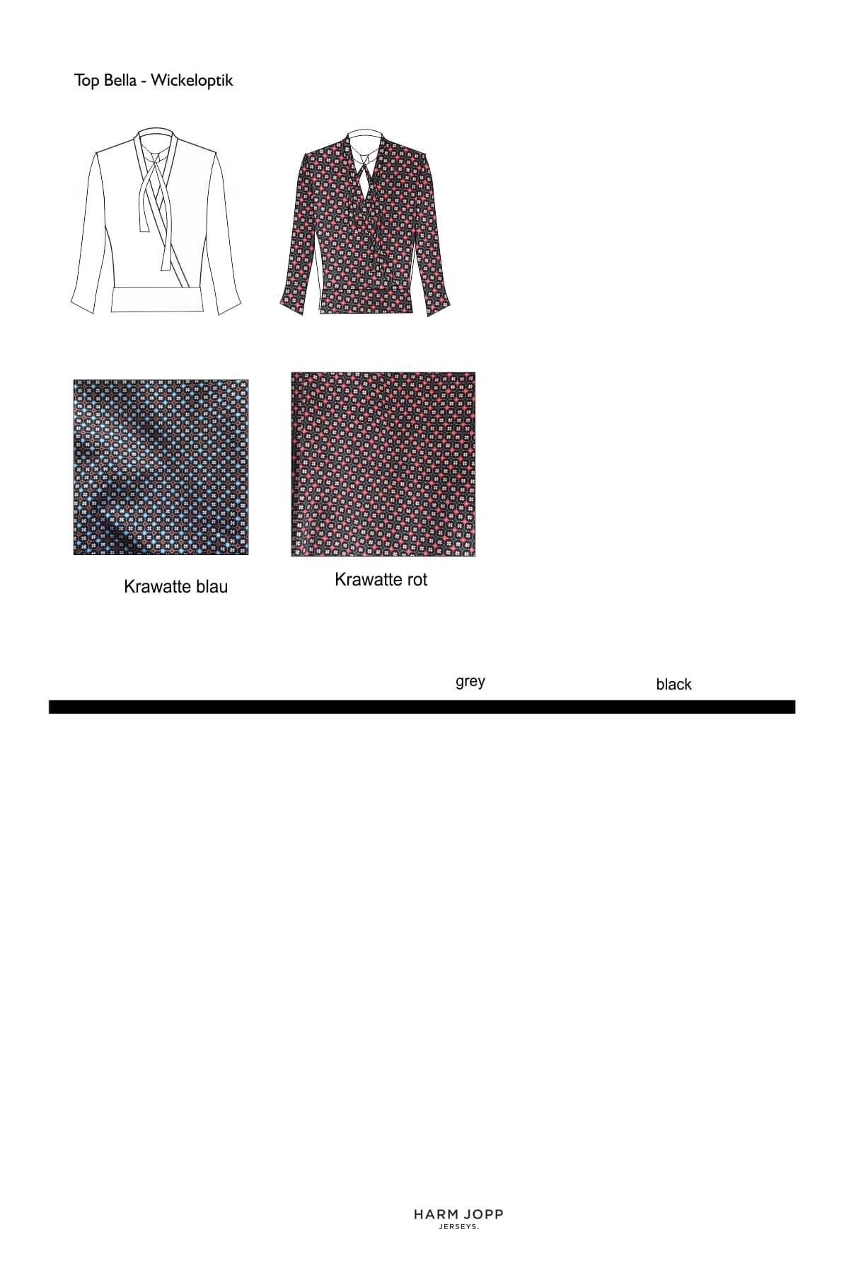 zeichung top bella uni online shop 1