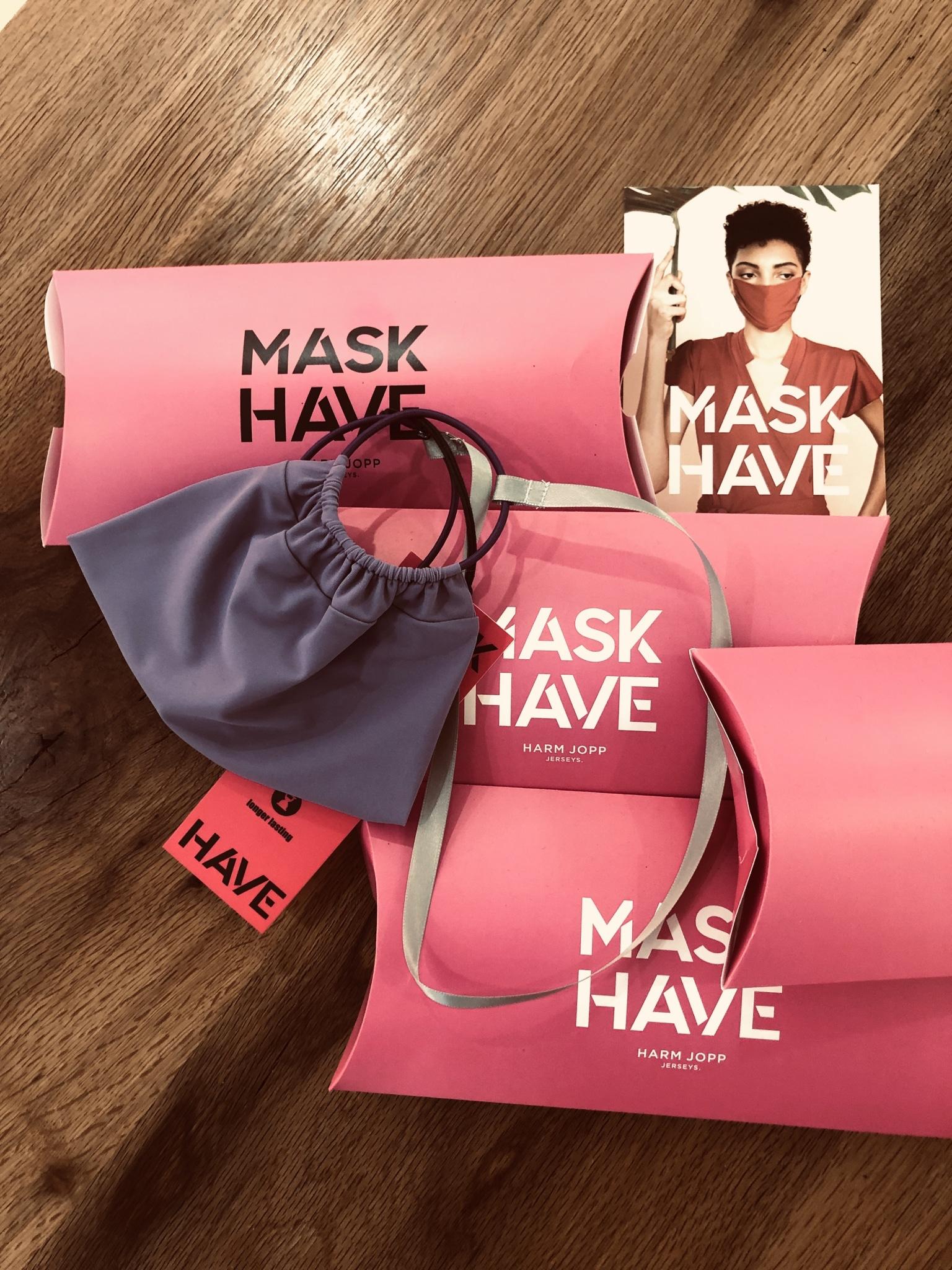 masken als geschenk