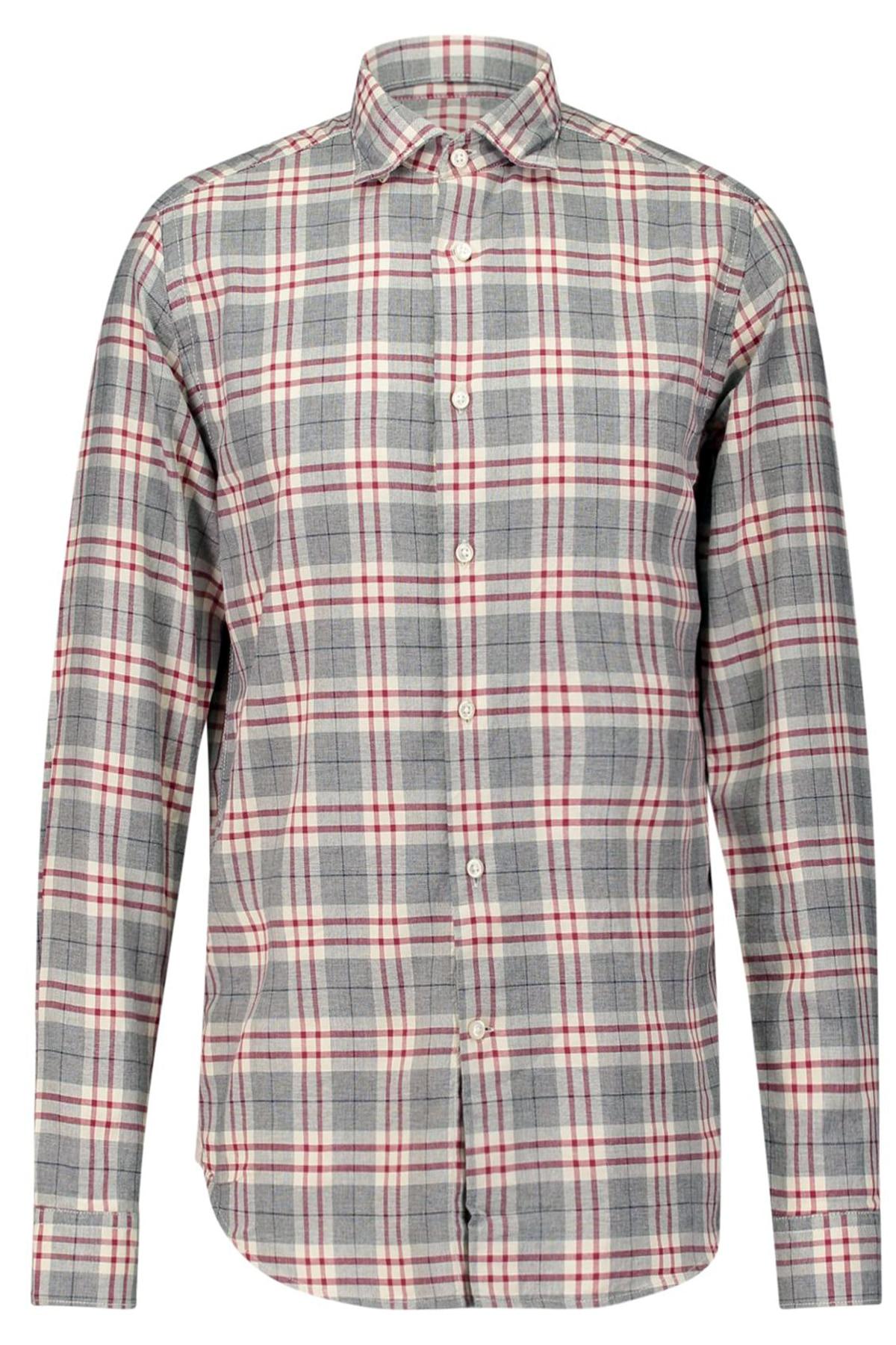 hemd karo rot 2