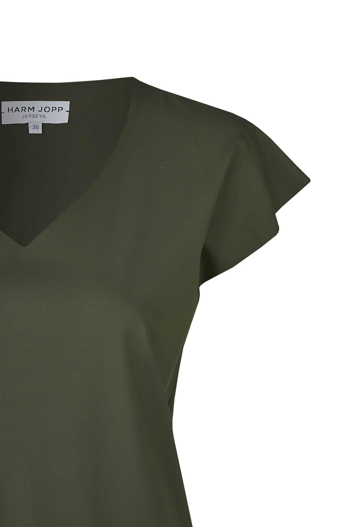 Shirt Nini wonder kakhi Anschnitt